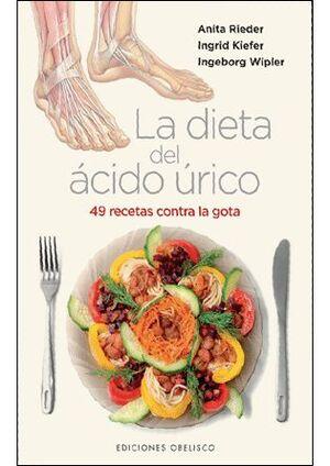 LA DIETA DEL ÁCIDO ÚRICO (CARTONÉ)