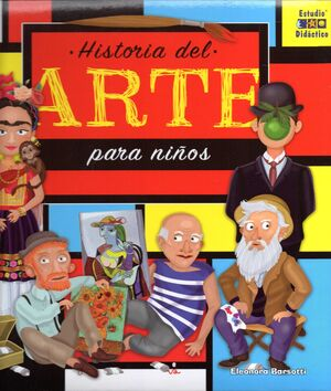 HISTORIA DEL ARTE PARA NIÑOS