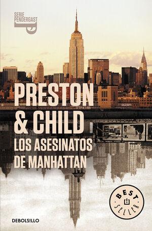 LOS ASESINATOS DE MANHATTAN (INSPECTOR PENDERGAST 3)