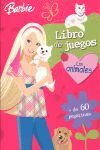 BARBIE LIBRO DE JUEGOS LOS ANIMALES