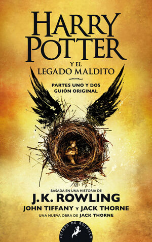 HARRY POTTER Y EL LEGADO MALDITO (HARRY POTTER 8)