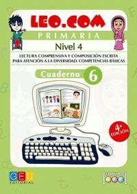 LEO.COM. CUADERNO 6