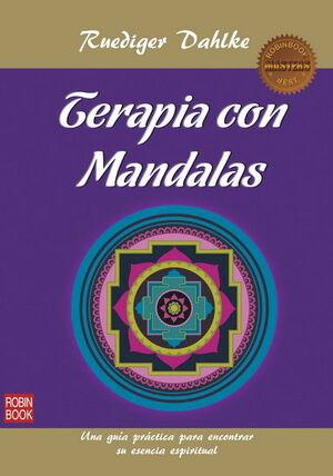 TERAPIA CON MANDALAS