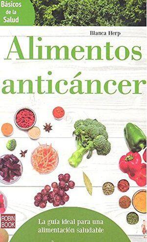 ALIMENTOS ANTICÁNCER