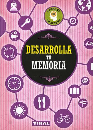 DESARROLLA TU MEMORIA