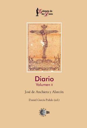II. DIARIO JOSE DE ANCHIETA Y ALARCON