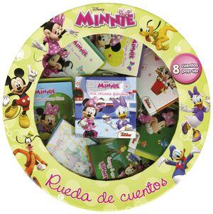 MINNIE MOUSE. RUEDA DE CUENTOS