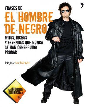 FRASES DE EL HOMBRE DE NEGRO