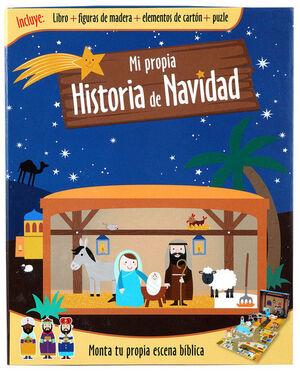 MI PROPIA HISTORIA DE NAVIDAD
