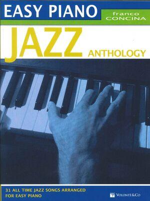 EASY PIANO: JAZZ ANTHOLOGY