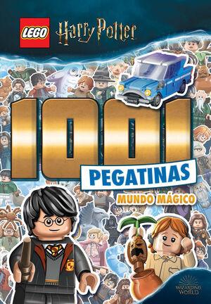 HARRY POTTER LEGO: 1001 PEGATINAS
