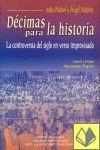 DECIMAS PARA LA HISTORIA