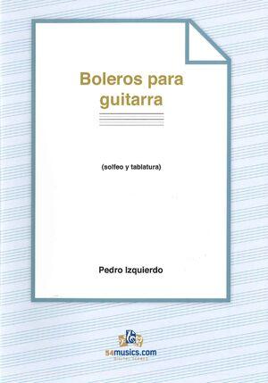 BOLEROS PARA GUITARRA