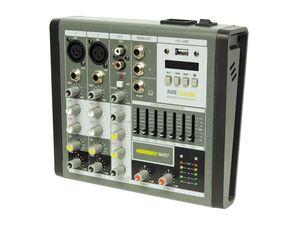 MESA DE MEZCLA 4 CANALES AMS AME-152-USB