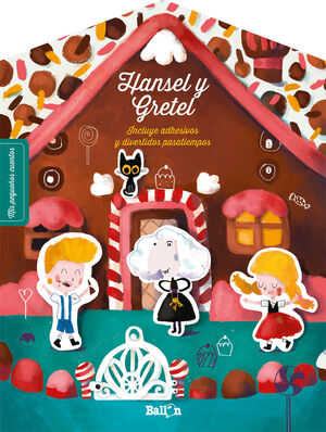 STICKERS - HANSEL Y GRETEL