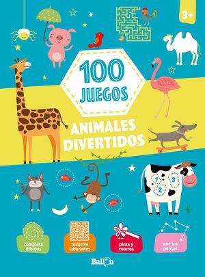 100 JUEGOS - ANIMALES DIVERTIDOS