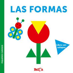 LAS FORMAS - PEQUEÑOS CURIOSOS