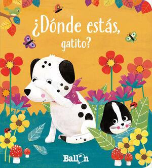 DONDE ESTAS GATITO