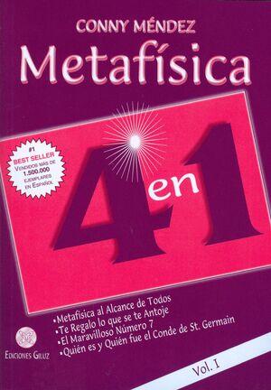 METAFISICA 4 EN 1. VOL I (N/E)