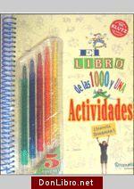 LIBRO DE LAS 1000 Y UNA ACTIVIDADES NE