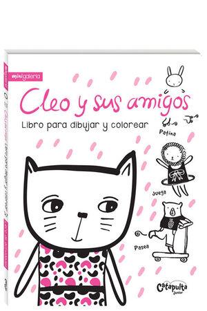 MINIGALERIA - CLEO Y SUS AMIGOS