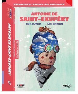 ANTOINE DE SAINT-EXUPERY - PUZLE BOOK