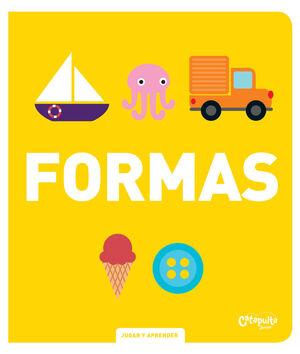 FORMAS - JUGAR Y APRENDER