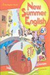 6º PR. NEW SUMMER ENGLISH