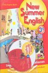 3º PR. NEW SUMMER ENGLISH