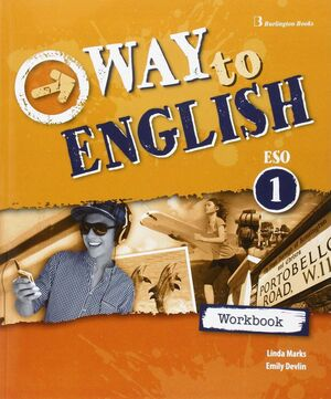16 WAY TO ENGLISH 1  ESO  WORKBOOK LANGUAGE BUILDER
