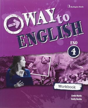 WAY TO ENGLISH ESO 4 WORKBOOK + LANGUAGE BUILDER